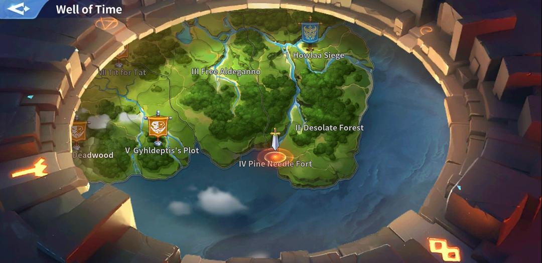 Infinity Kingdom – A Cartoon-Style MMO RPG with Empire Builder-screenshot9