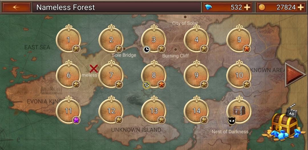 Battle Seven Kingdoms: Kingdom Wars 2 Review-screenshot1