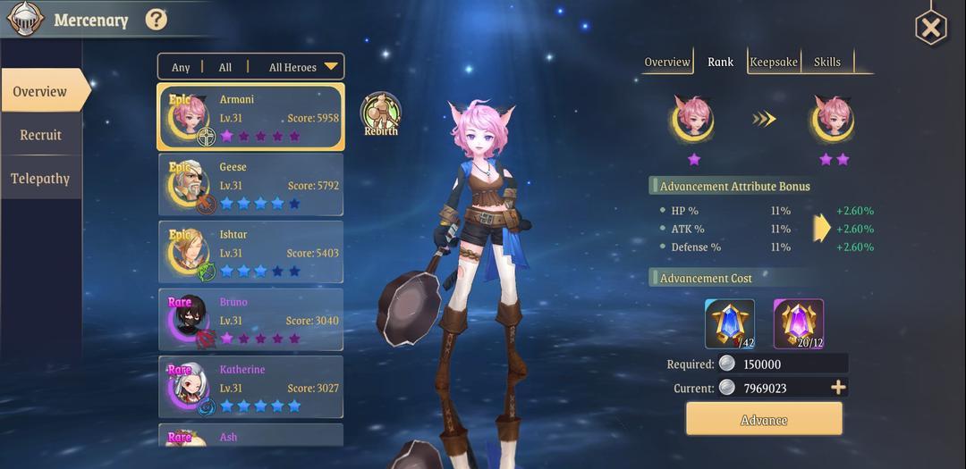 Stella Arcana-Eternal Star (CBT) is a Beautiful Anime MMORPG by LRGame Inc.-screenshot4