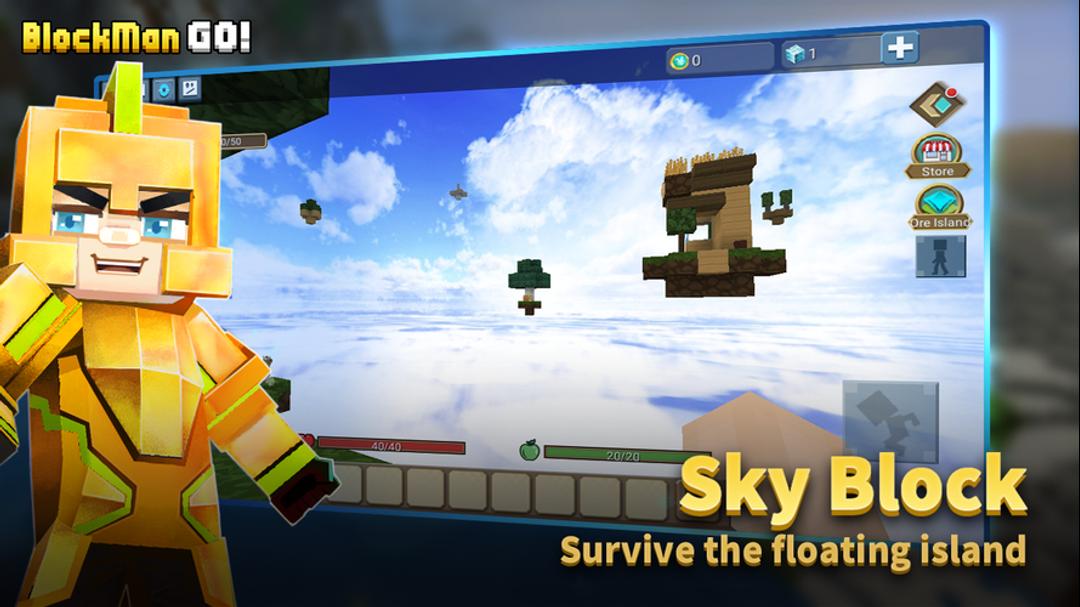 Blockman Go: Blocky Mods Review – A Sandbox Platform to Play with Friends-screenshot1