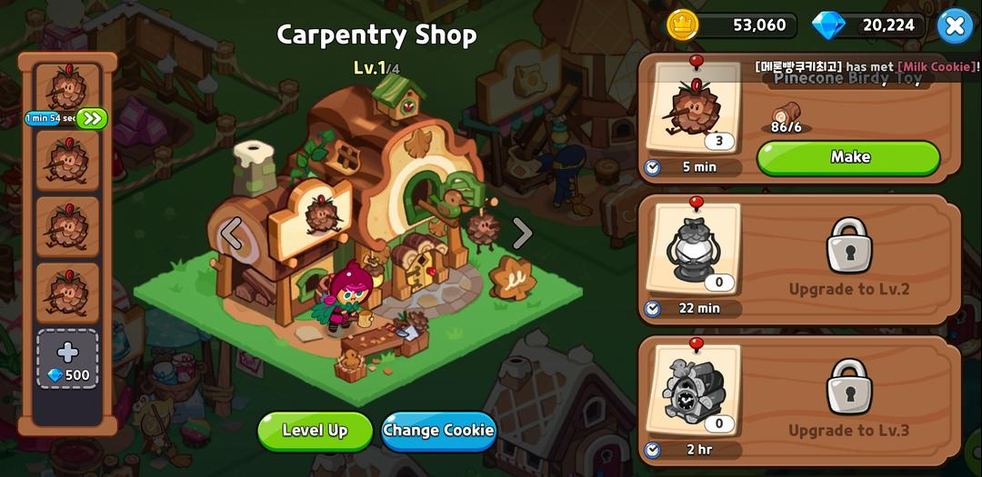 Cookie Run Kingdom Review – Build Your Cookie Kingdom with Super Cute Cookie Friends!-screenshot5