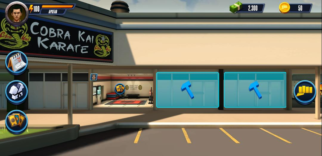 Cobra Kai Card Fighter Review – A Card-Based Fighter Available on Android-screenshot8