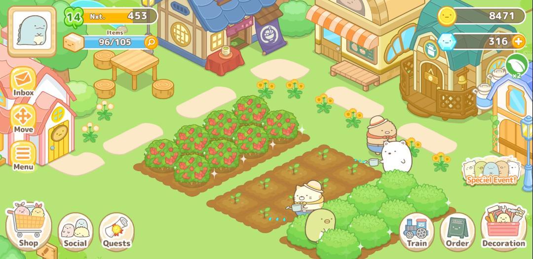 Sumikkogurashi Farm Review – An Adorable & Relaxing Farm Simulation Game-screenshot2