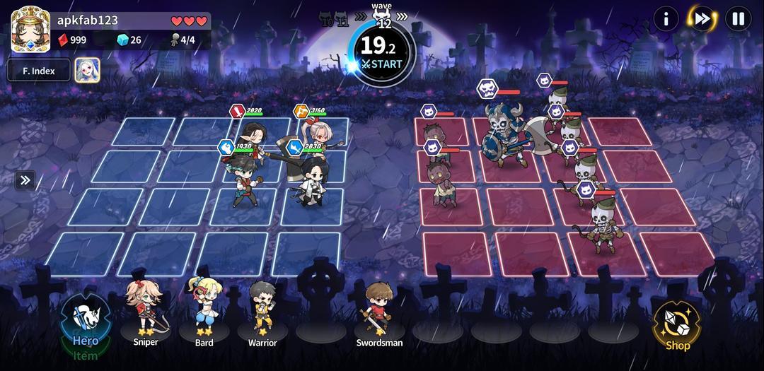 Arcana Tactics First Impression-screenshot4