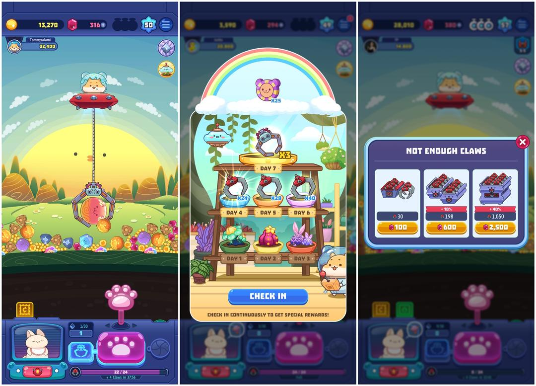 Claw Stars Review: A Must-play in Case You've Never Won a Claw Machine-screenshot2