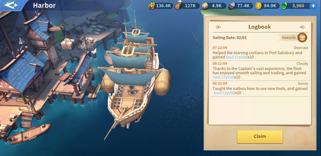 Infinity Kingdom – A Cartoon-Style MMO RPG with Empire Builder-screenshot3