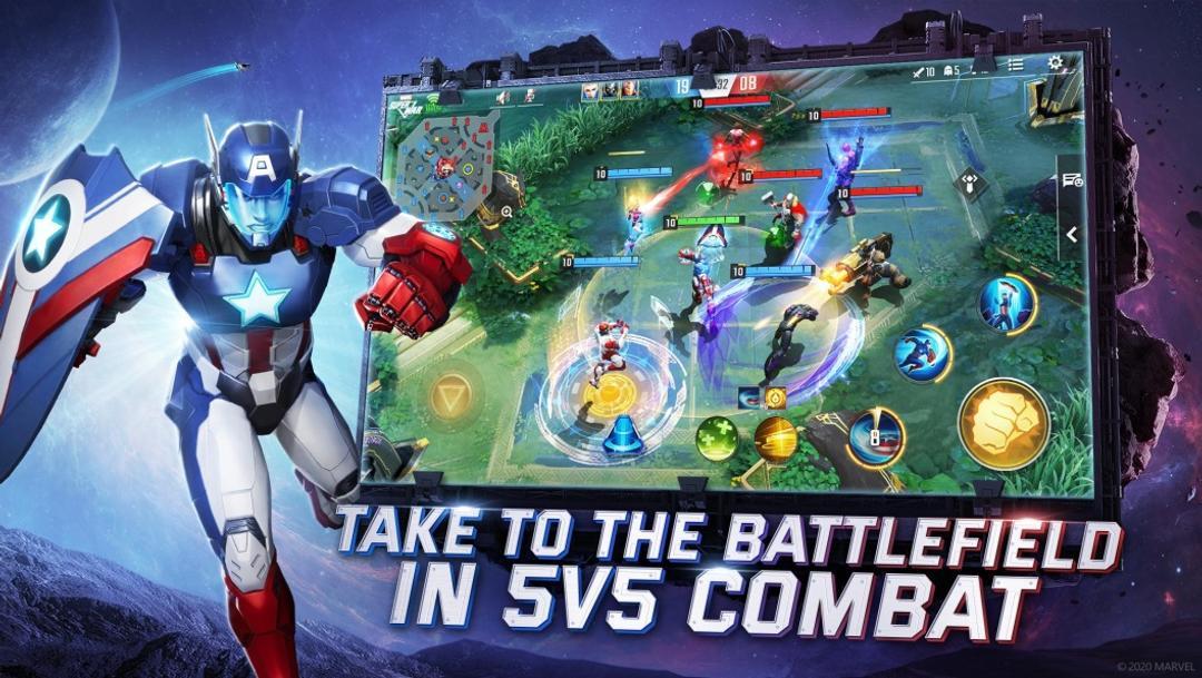 《漫威超級戰爭》評測 - 漫威粉值得期待的首款MOBA手遊-screenshot5