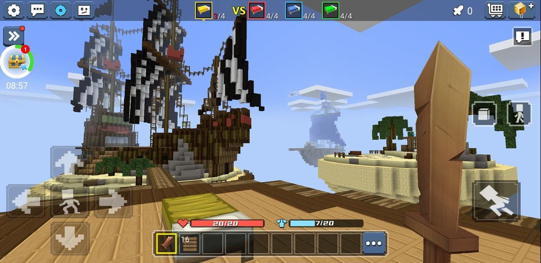 Blockman Go: Blocky Mods Review – A Sandbox Platform to Play with Friends-screenshot3