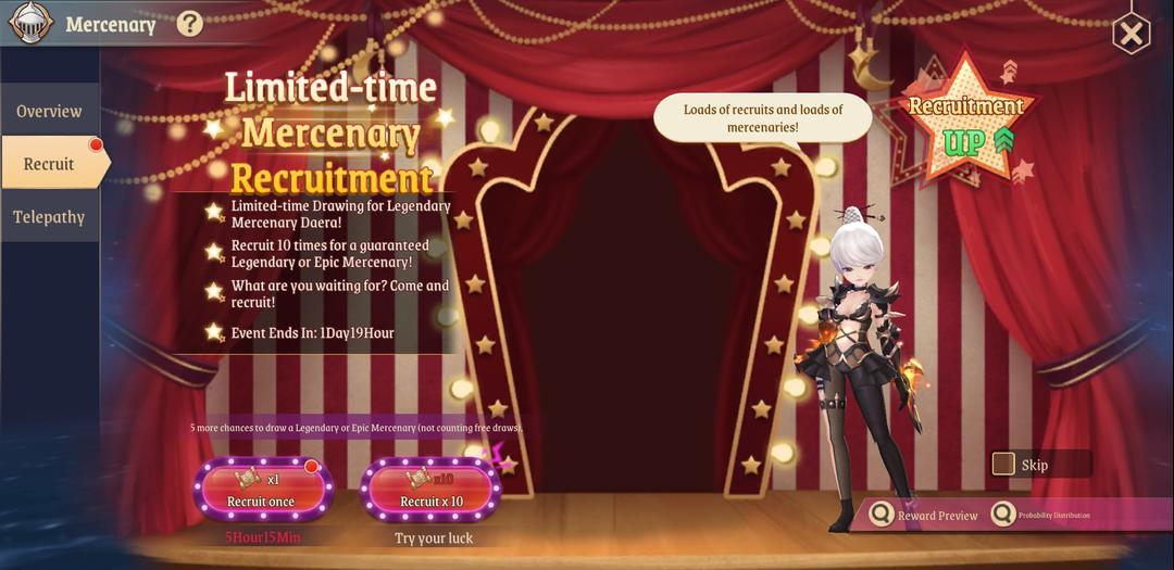 Stella Arcana-Eternal Star (CBT) is a Beautiful Anime MMORPG by LRGame Inc.-screenshot3