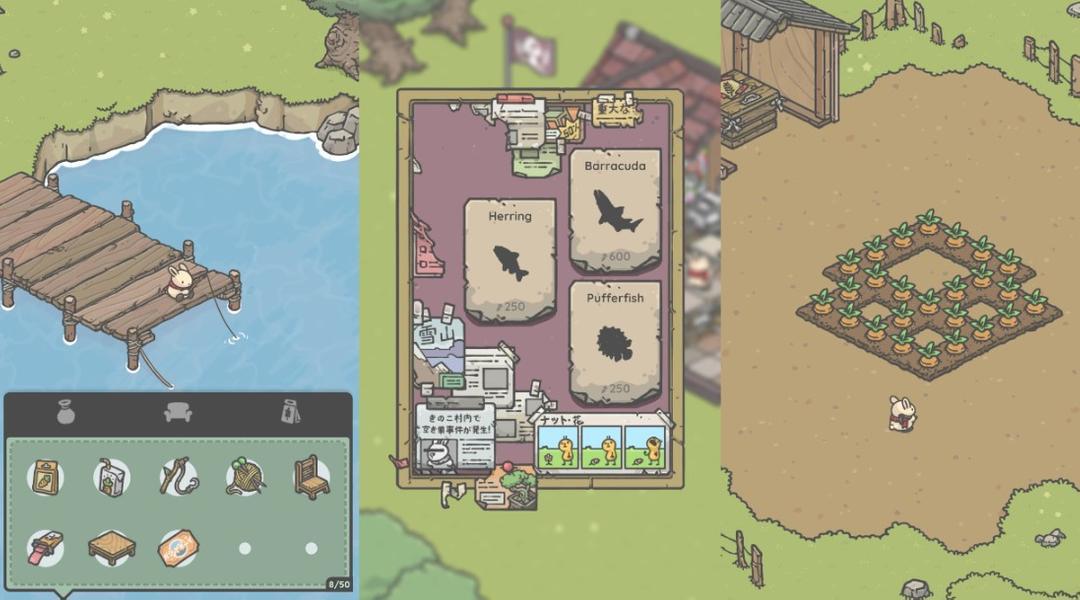 Tsuki's Odyssey Review-screenshot2