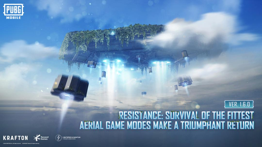 PUBG Mobile: Resistance 1.6 New Patch Released Today-screenshot5