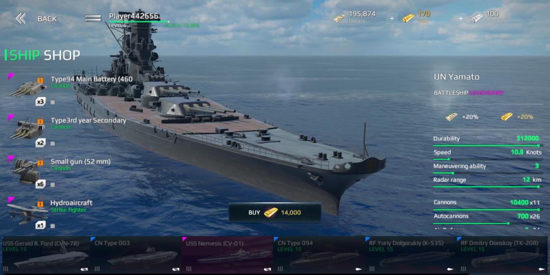 MODERN WARSHIPS: Sea Battle Online Review-screenshot2