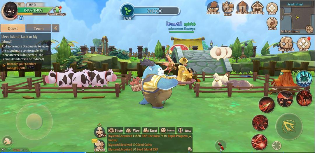 Stella Arcana-Eternal Star (CBT) is a Beautiful Anime MMORPG by LRGame Inc.-screenshot8