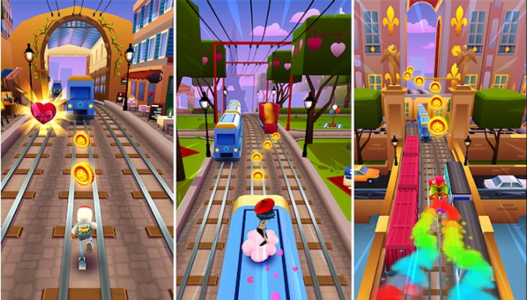 Subway Surfers Review – An Epic Endless Running Game You will Never Get Board Playing-screenshot4