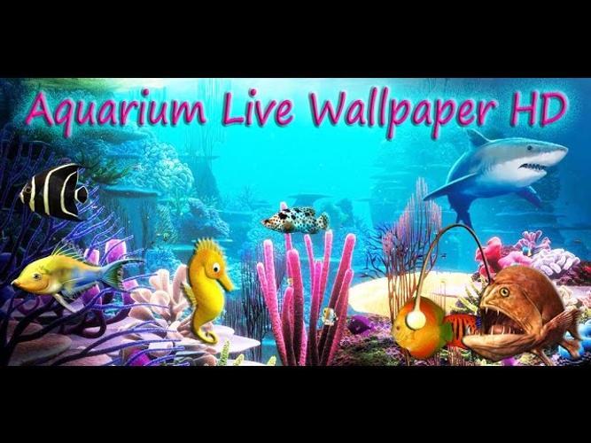 Aquarium Live Wallpaper HD APK 1.3