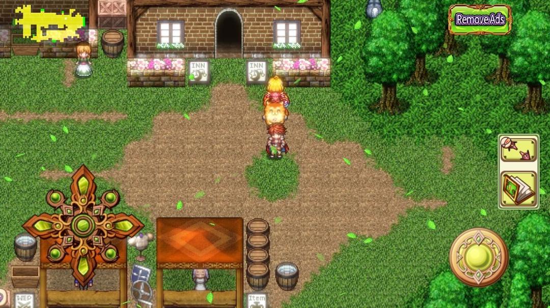RPG Chroma Quaternion Testbericht – Erlebe Abenteuer durch JRPG im Pixel-Art-Stil-screenshot2