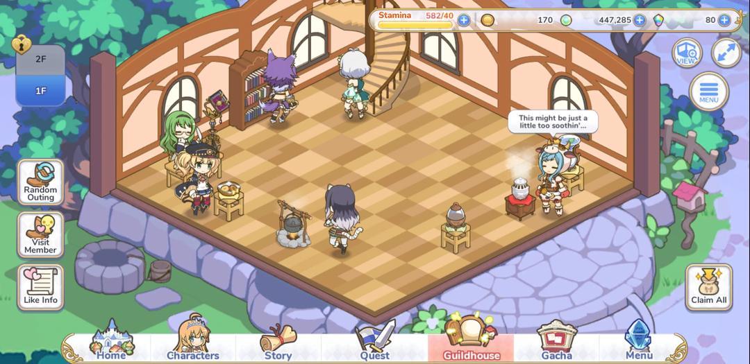 Princess Connect! Re Dive Review – Enjoy the Gameplay through an Anime-screenshot10