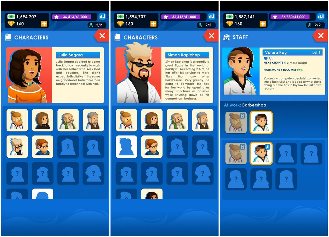 Idle Barber Shop Tycoon Review - A Business Management Game-screenshot1