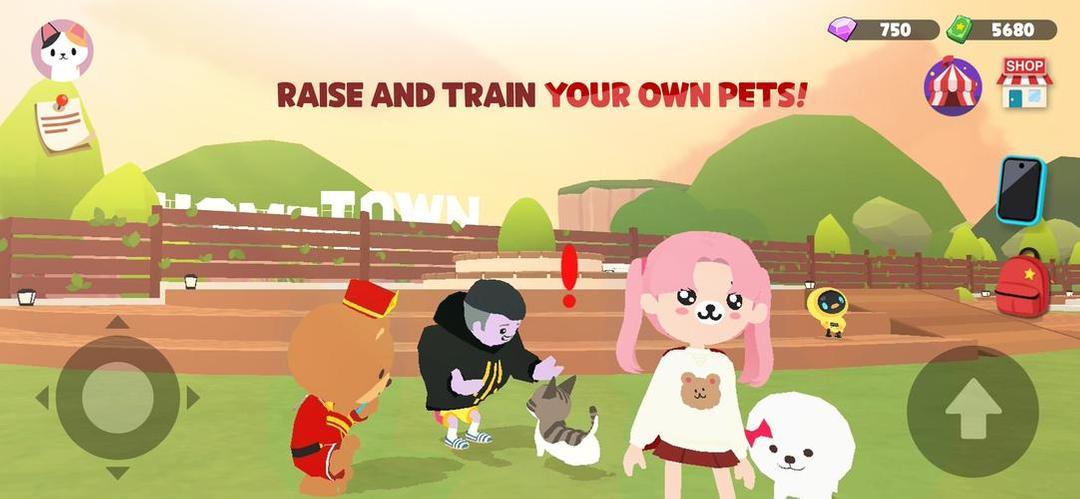 Play Together Testbericht – Finde neue Freunde beim Spielen!-screenshot5