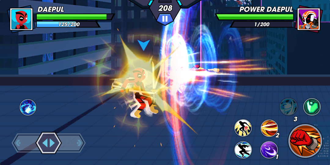 Stickman Fighter Infinity - Super Action Heroes Review-screenshot4