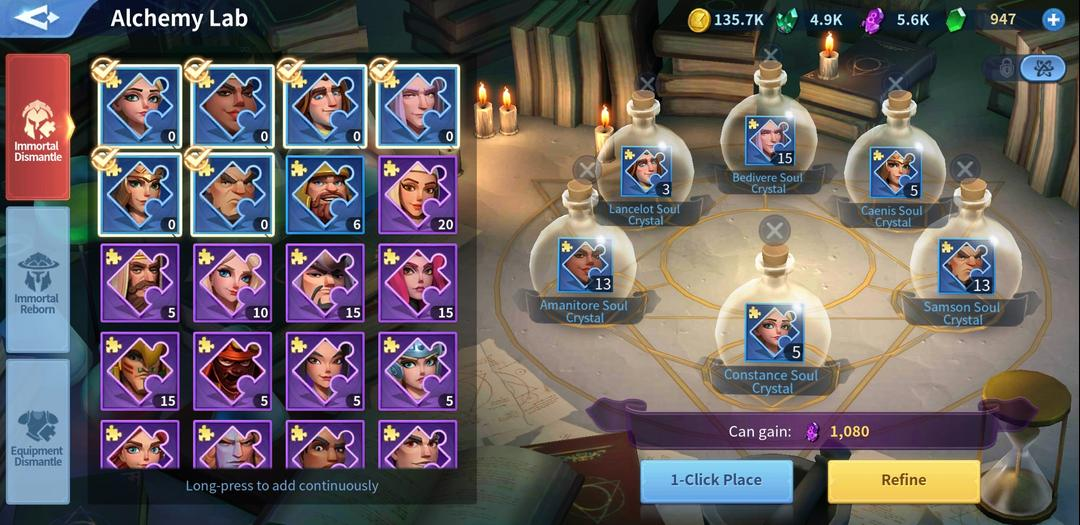 Infinity Kingdom – A Cartoon-Style MMO RPG with Empire Builder-screenshot7