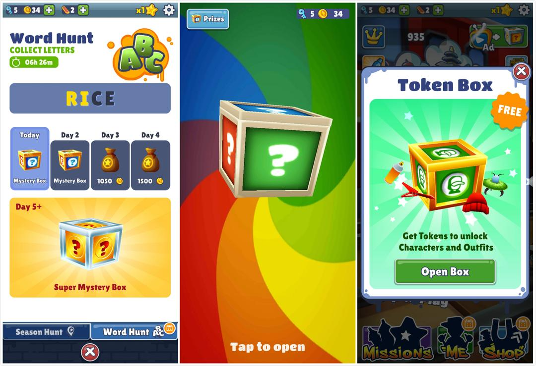 Subway Surfers Review – An Epic Endless Running Game You will Never Get Board Playing-screenshot5