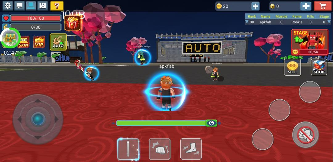 Blockman Go: Blocky Mods Review – A Sandbox Platform to Play with Friends-screenshot4
