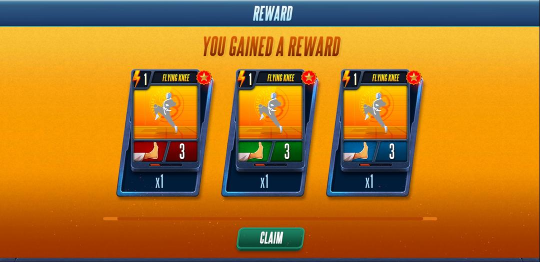 Cobra Kai Card Fighter Review – A Card-Based Fighter Available on Android-screenshot3