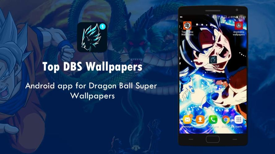 Top Dbs Wallpaper Anime Hd Apk 111 Download For Android