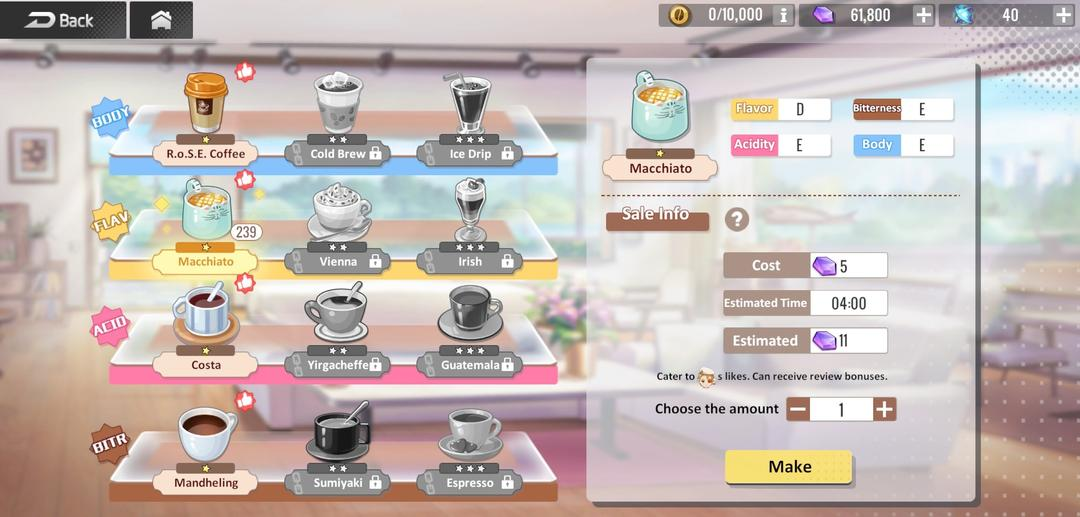 First Impression on Girl Cafe Gun —— A Unique Combination of Cafe and Battleground-screenshot3