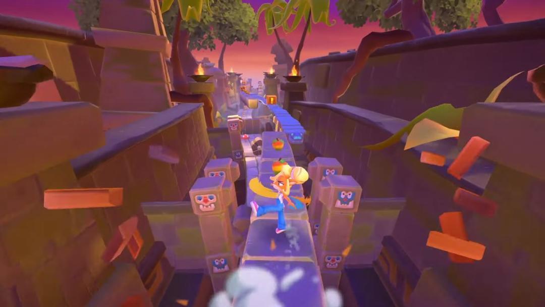 Crash Bandicoot: On the Run! Review-screenshot1