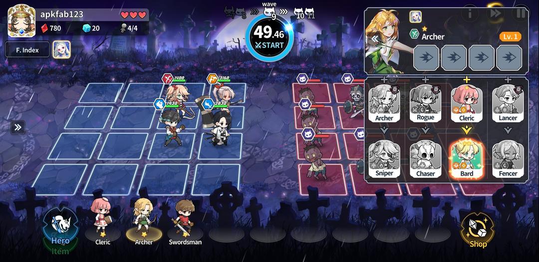 Arcana Tactics First Impression-screenshot5