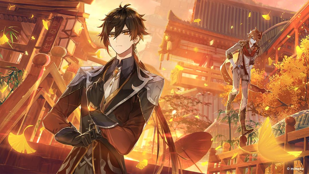 Genshin Impact HD Wallpaper Gallery for PC and Tablet-screenshot7