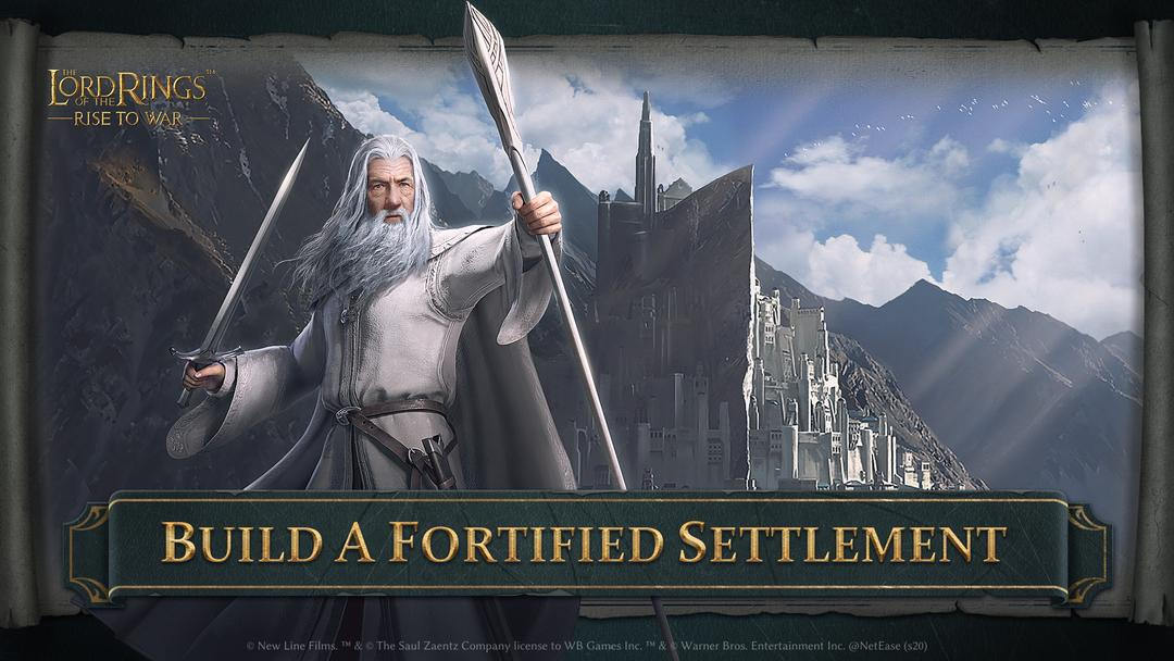 The Lord of the Rings: Rise to War Opens Pre-Registration with In-Game Gift Pack-screenshot1