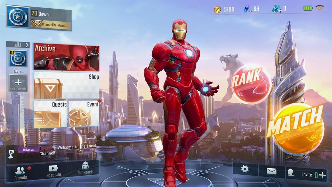 《漫威超級戰爭》評測 - 漫威粉值得期待的首款MOBA手遊-screenshot4