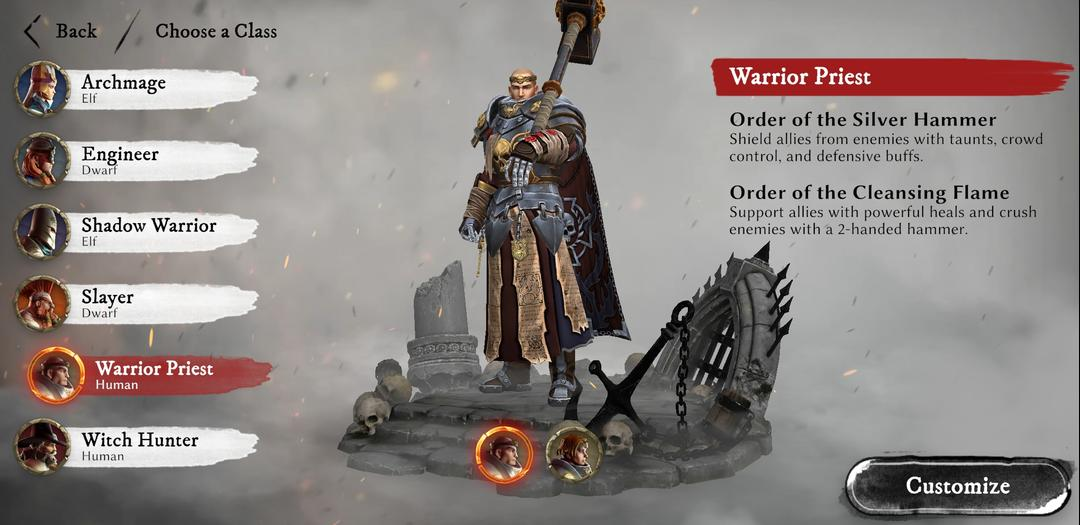 Warhammer: Odyssey Review – Open World MMORPG set in the Old World-screenshot3