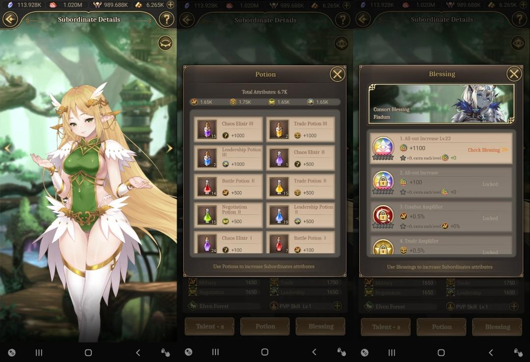 ISEKAI: Demon Waifu Review – Auto Combat RPG without Gacha System-screenshot4