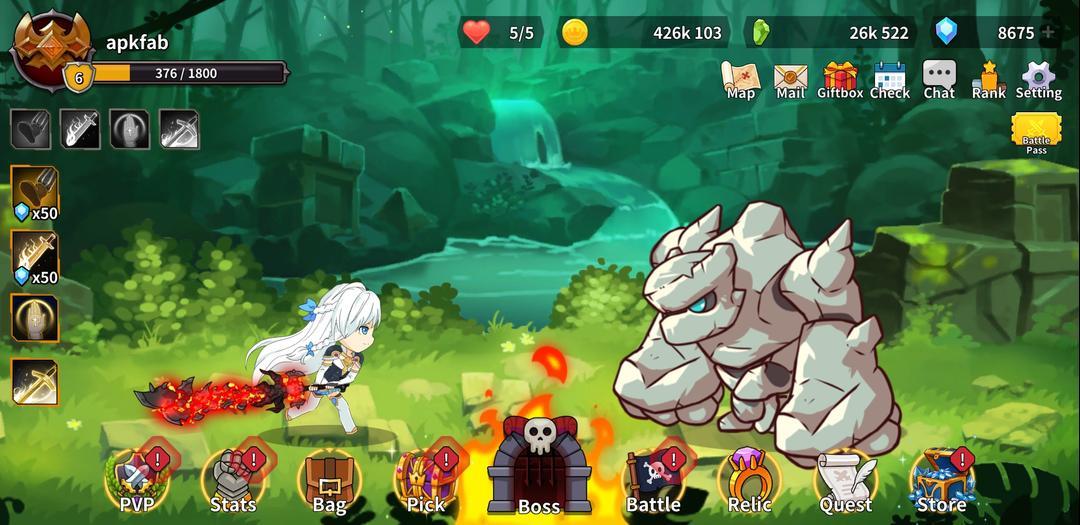 Raising Archangel AFK Angel Adventure Review-screenshot1