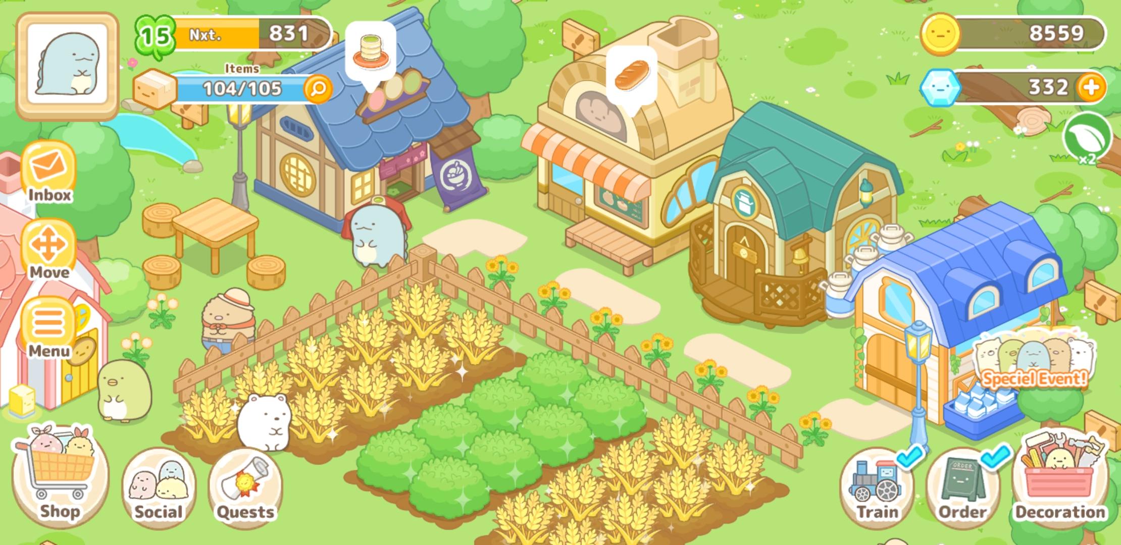 Sumikkogurashi Farm Review – An Adorable & Relaxing Farm Simulation Game