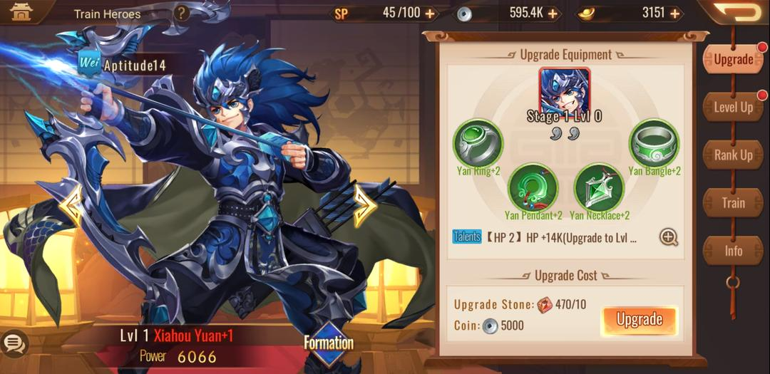 Dynasty Scrolls Review – Experience Romance of the Three Kingdoms-screenshot3