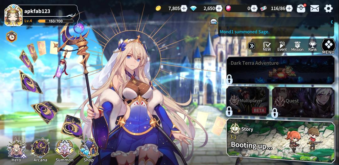 Arcana Tactics First Impression-screenshot7