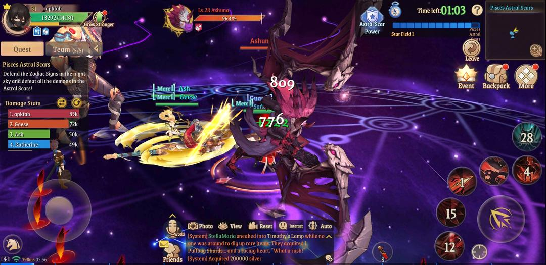 Stella Arcana-Eternal Star (CBT) is a Beautiful Anime MMORPG by LRGame Inc.-screenshot7