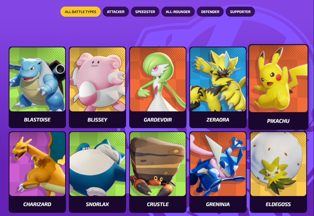 Pokémon UNITE Launched Mobile on Sep 22-screenshot3