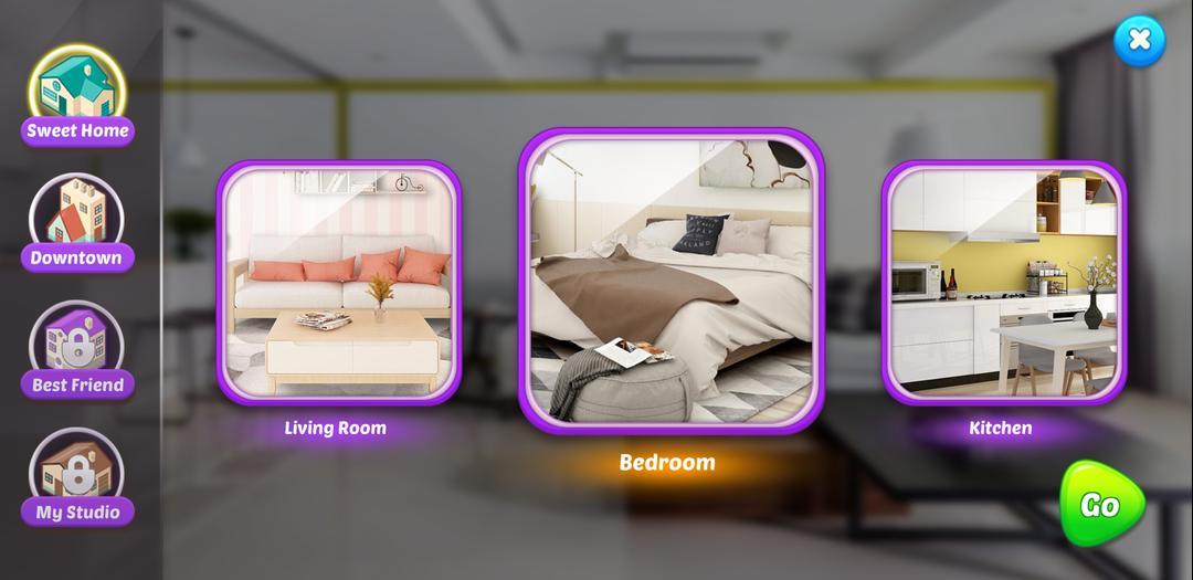 Home Design: House Decor Makeover Testbericht-screenshot1