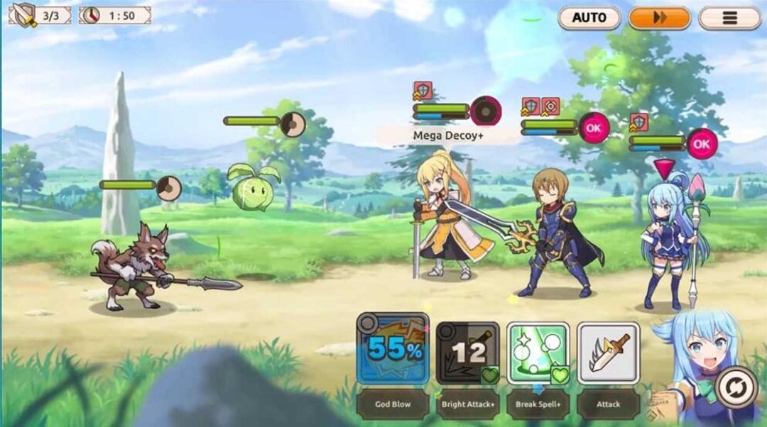 First Impression on KonoSuba: Fantastic Days-screenshot2