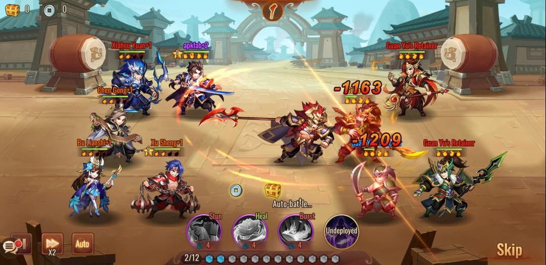 Dynasty Scrolls Review – Experience Romance of the Three Kingdoms-screenshot5