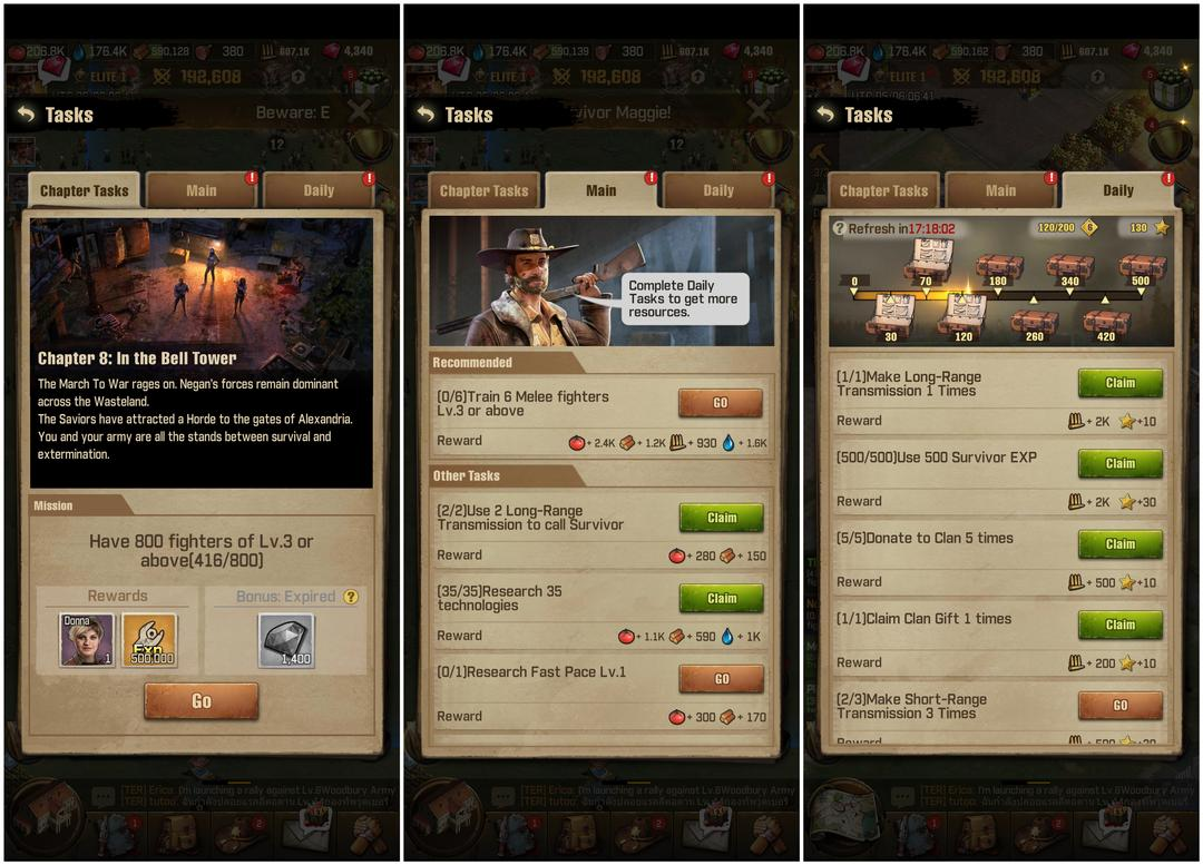 The Walking Dead: Survivors Review-screenshot7
