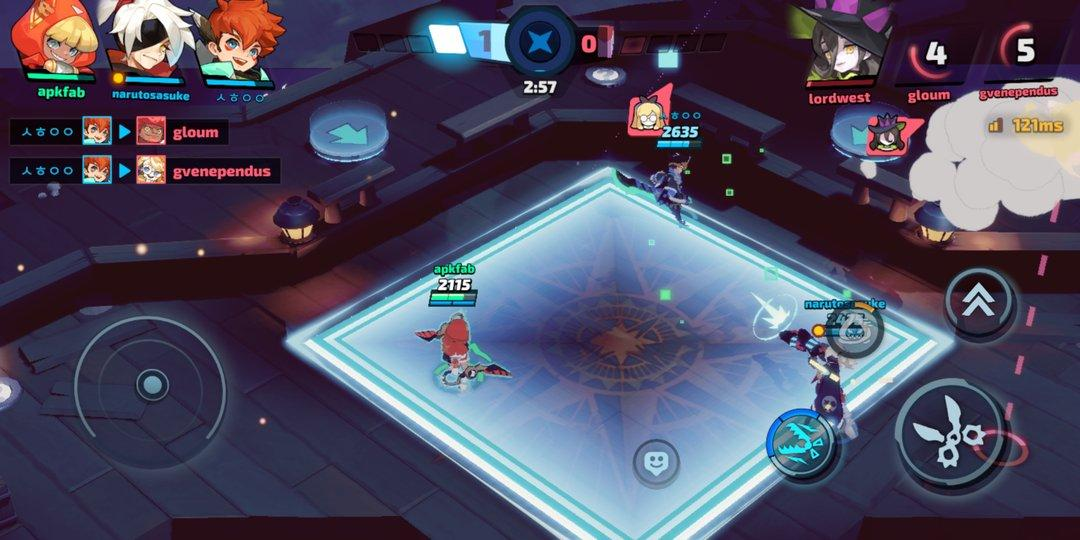 Smash Legends Review – An Intense Multiplayer Action Game for Mobile and PC platforms-screenshot1