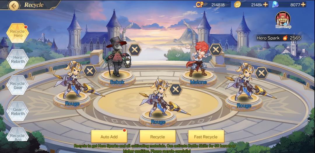 Isle of Genesis Review – Gacha RPG with Generous Rewards-screenshot2