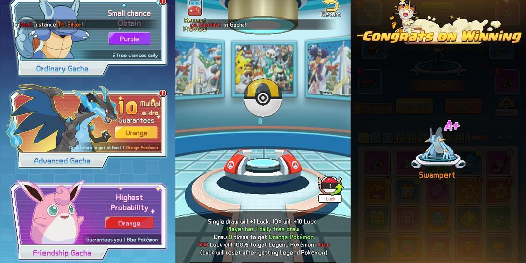 Mega Evolution-Ultimate Trainer Review – Be the Best Pokémon Trainer!-screenshot1